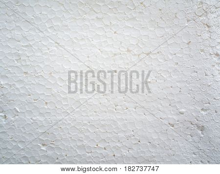 Polystyrene Foam Or Styrofoam Foam Texture Background