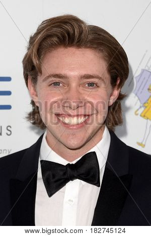 LOS ANGELES - APR 18:  Jonah Green at the Thirst Gala 2017 at Beverly Hilton Hotel on April 18, 2017 in Beverly Hills, CA