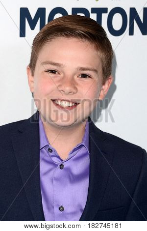 LOS ANGELES - APR 18:  Jet Jurgensmeyer at the Thirst Gala 2017 at Beverly Hilton Hotel on April 18, 2017 in Beverly Hills, CA