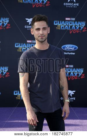 LOS ANGELES - APR 19:  Jean-Luc Bilodeau at the