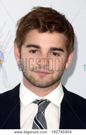 LOS ANGELES - APR 18:  Jack Griffo at the Thirst Gala 2017 at Beverly Hilton Hotel on April 18, 2017 in Beverly Hills, CA