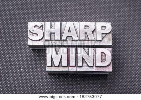 Sharp Mind Bm