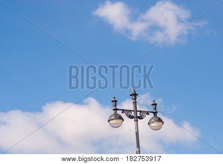 Lamp Street Post Ligh