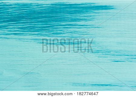 Aged Grunge Weathered Blue Wood Texture