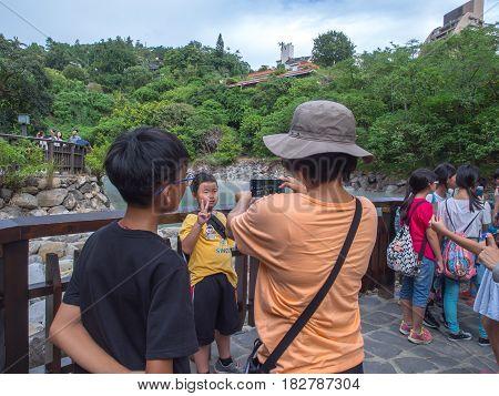 Taiwanese Family