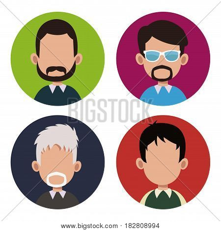 people community social society vector illustration eps 10