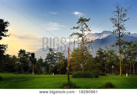 Emei Mountains