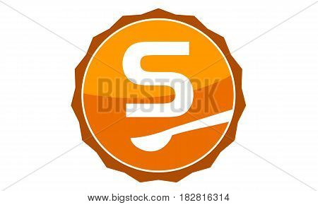 This Vector describe about Restaurant Letter S