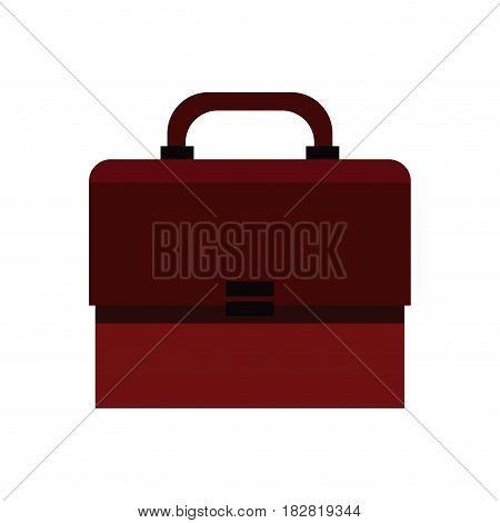 portfolio suitcase document icon vector illustration eps 10