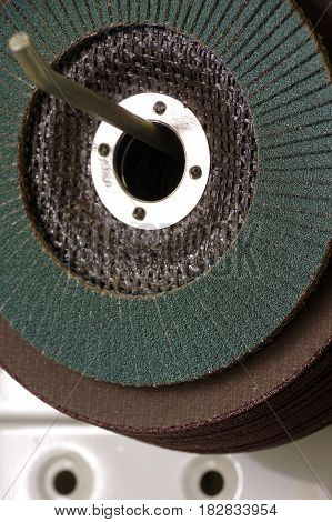 abrasive discs sandpaper new detail tools objects