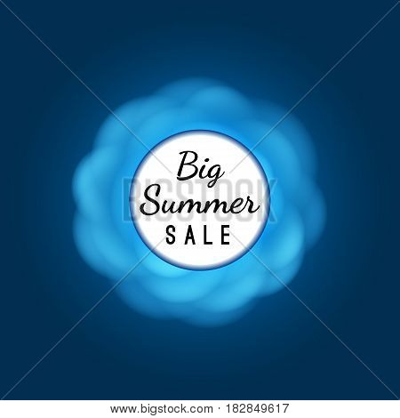 Summer sale background with beautiful colorful flower. Vector illustration template.banners.Wallpaper.flyers, invitation, posters, brochure, voucher discount