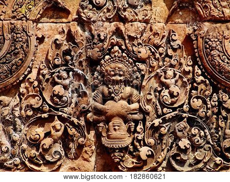 Angkor Wat - Banteay Srei Temple Nb. 5
