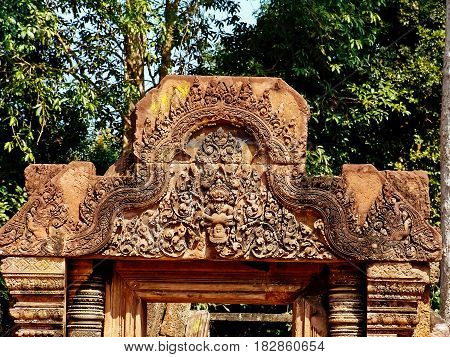 Angkor Wat - Banteay Srei Temple Nb. 7