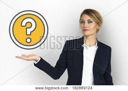 Information Help Question FAQ Ask Symbol