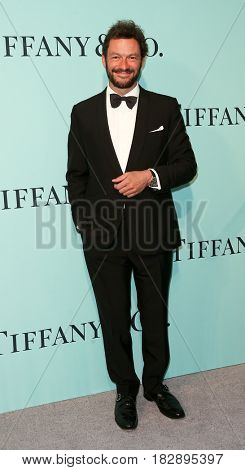 BROOKLYN, NY-APR 21: Actor Dominic West attends the Tiffany & Co. 2017 Blue Book Collection Gala at St. Ann's Warehouse on April 21, 2017 in Brooklyn, New York.