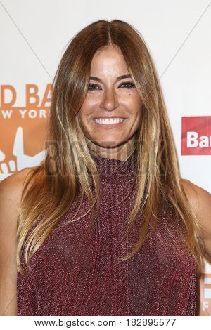 NEW YORK-APR 19: Kelly Bensimon attends the Food Bank for New York City's Can-Do Awards Dinner 2017 at Cipriani's on April 19, 2017 in New York City.