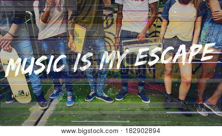 Music Is The Soul Of Life Icon
