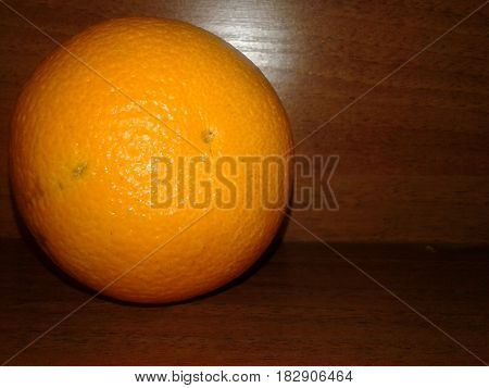 Orange is a fruit tree; Species of the genus Citrus Orange - the most common citrus culture in all tropical and subtropical regions of the world