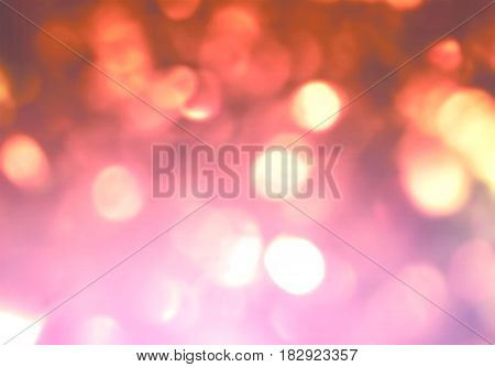 Bokeh party passion design background for your text or others