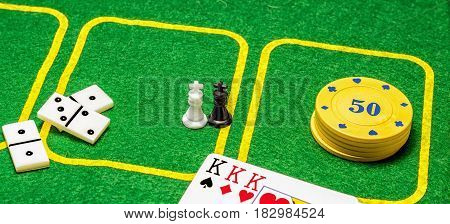 The most popular board games for adults and children gambling and developing excellent hobby