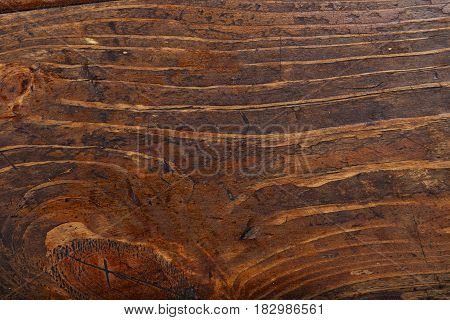 Brown wooden background natural wooden texture horizontal photo