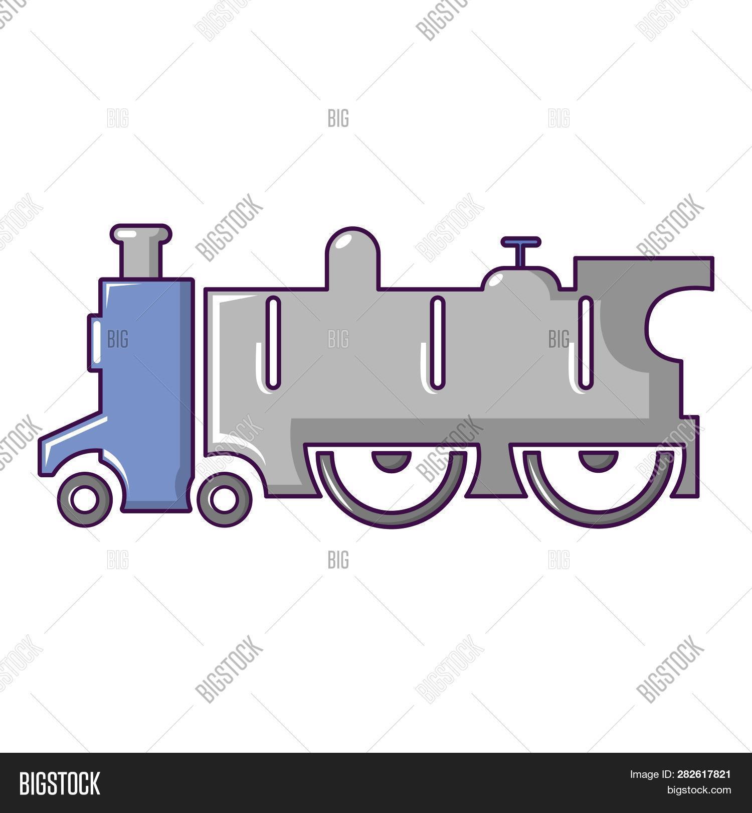 Old Steam Locomotive Image & Photo (Free Trial) | Bigstock