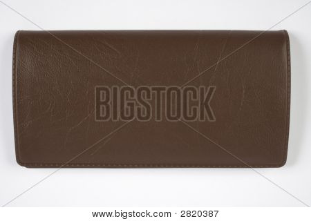 Brown Checkbook