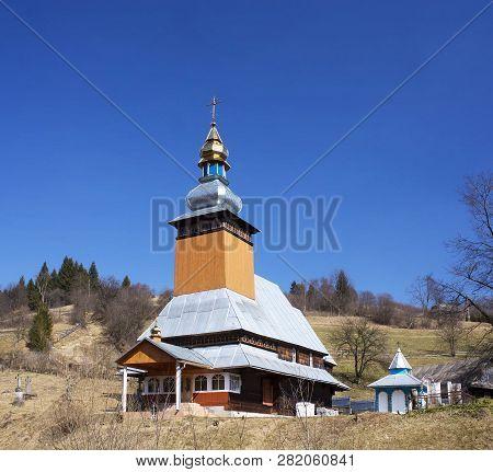 Cathedrals Ruthenian Wooden Architecture - Carpathian Church Xvi-xix Centuries - Unanimously Introdu