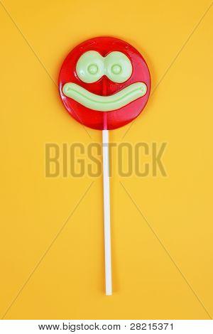 Lollipop, Like A Smiley Face