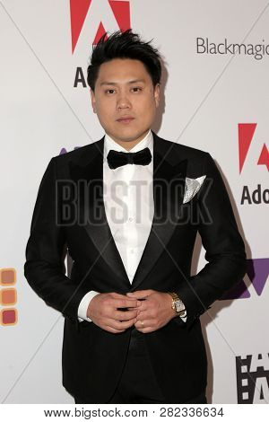 LOS ANGELES - FEB 1:  John M Chu at the 69th Annual ACE Eddie Awards at the Beverly Hilton Hotel on February 1, 2019 in Beverly Hills, CA
