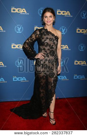 LOS ANGELES - FEB 2:  Keri Russell at the 2019 Directors Guild of America Awards at the Dolby Ballroom on February 2, 2019 in Los Angeles, CA