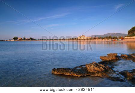 Morning In Sardinia