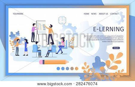 E Learning Courses Vector Photo Free Trial Bigstock