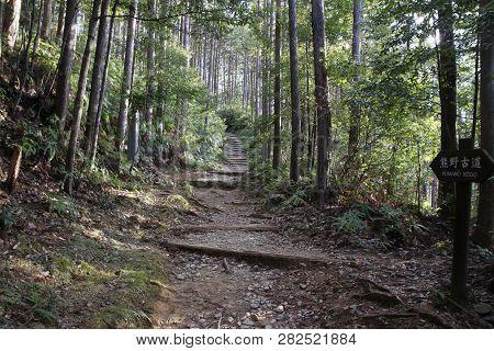 Kumano Kodo Pilgrimage Routes In Wakayama, Japan