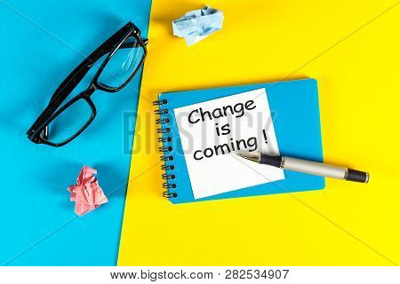 A Note Changes Coming In 2019 At Office Workplace