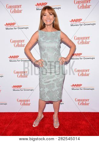 LOS ANGELES - FEB 04:  Jane Seymour arrives for AARP's Movies For Grownups Awards 2019 on February 4, 2019 in Beverly Hills, CA