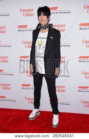LOS ANGELES - FEB 04:  Diane Warren arrives for AARP's Movies For Grownups Awards 2019 on February 4, 2019 in Beverly Hills, CA