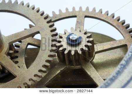 Clock Gears Macro