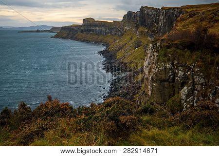 The Landscape Around The Isle Of Skype, Scotland, United Kingdom