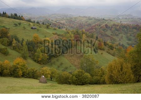 Landscape At Fall