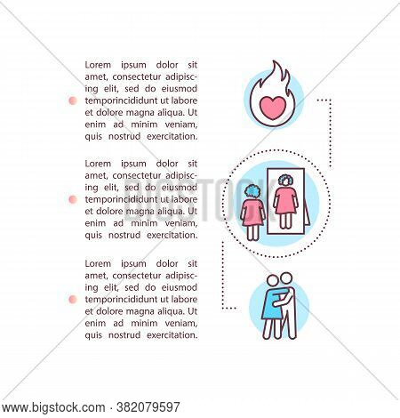 Sexuality Concept Icon With Text. Physiological And Psychological Aspects Of Sexual Education. Ppt P
