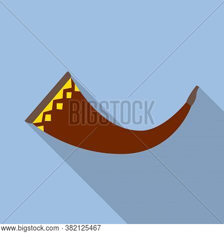 Vector Design Of Horn And Bugle Symbol. Graphic Of Horn And Music Stock Vector Illustration.