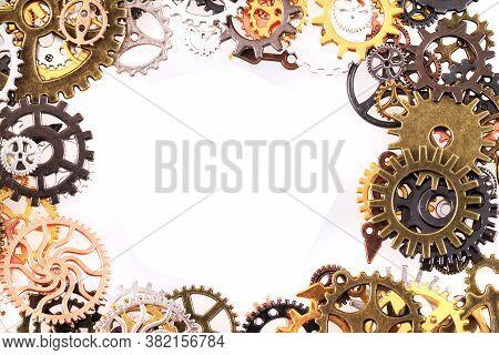Time Machine Wheels Frame