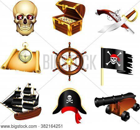 Icons-pirates