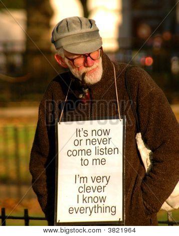 Clever Mann