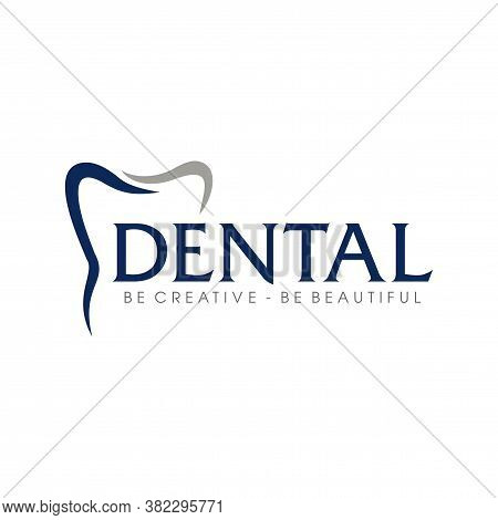Dental Logo. Dental Clinic, Dental Care Logo Vector