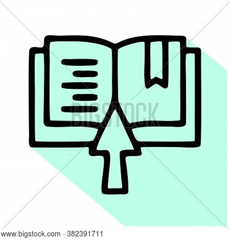 Online Learning Vector Icon. Online Learning Editable Stroke. Online Learning Linear Symbol For Use