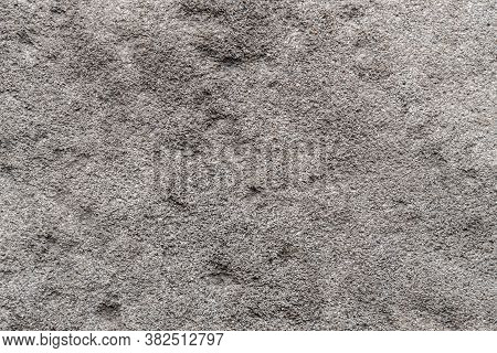 Gray Stone Wall. Gray Concrete Texture As Background. Texture Of Gray Concrete Wall For Background.