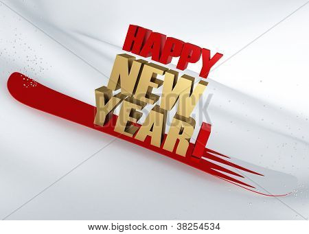 Congratulation - Happy New Year