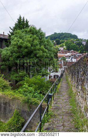 The Pretty Town Of San Juan De Pie De Puerto
